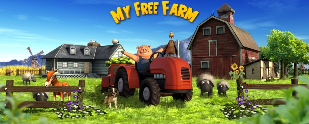 My Free Farm Logo
