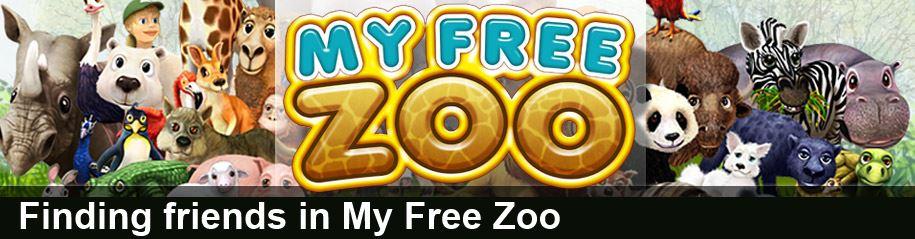 My Free Zoo friends