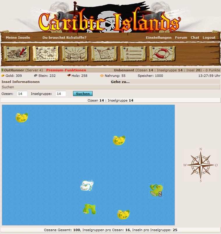 caribic islands