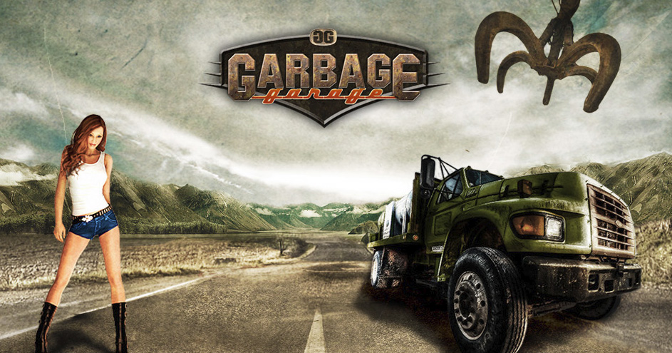 Garbage Garage Browserspiel Teaser