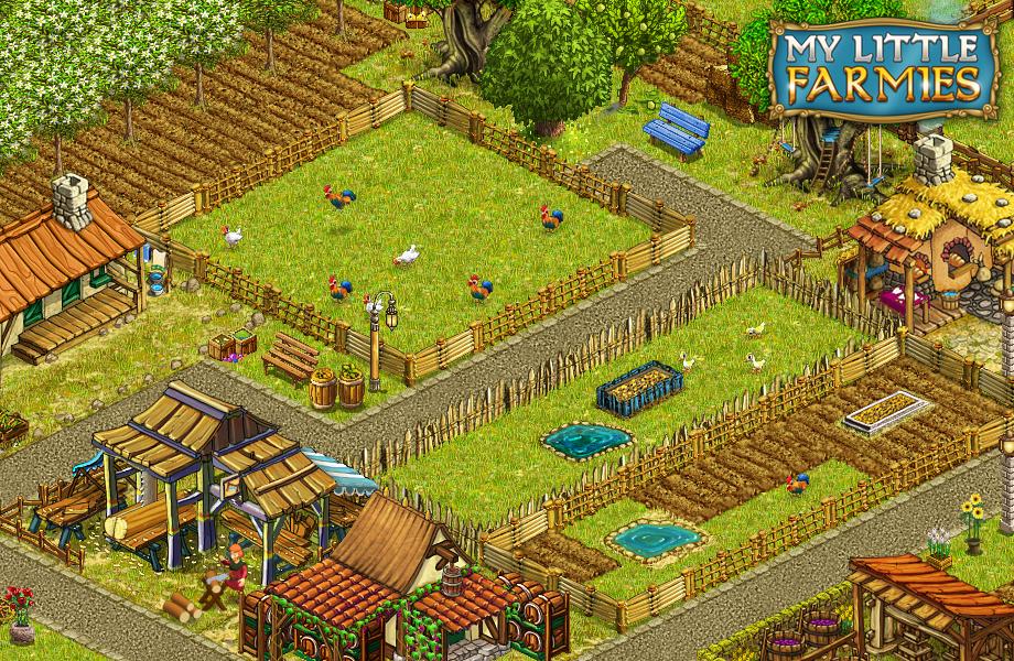 My Little Farmies Screenshot
