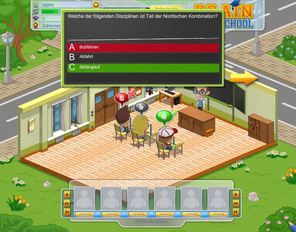 gehirnjogging online spielen kostenlos