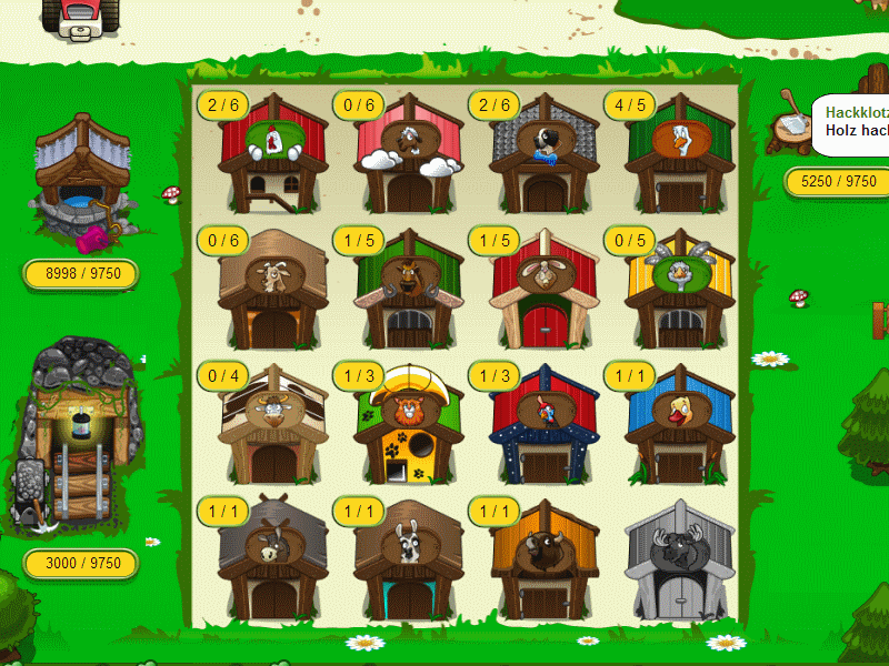 Kapi Farm - ZweitesFeld