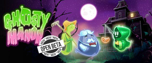 Ghosty Manor - Open Beta
