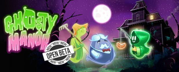 Ghosty Manor Open Beta