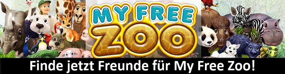 My Free Zoo Freunde finden