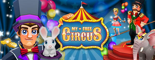 My Free Circus - Freunde finden!