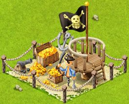 My Fantastic Park - Malý ostrov s pokladem