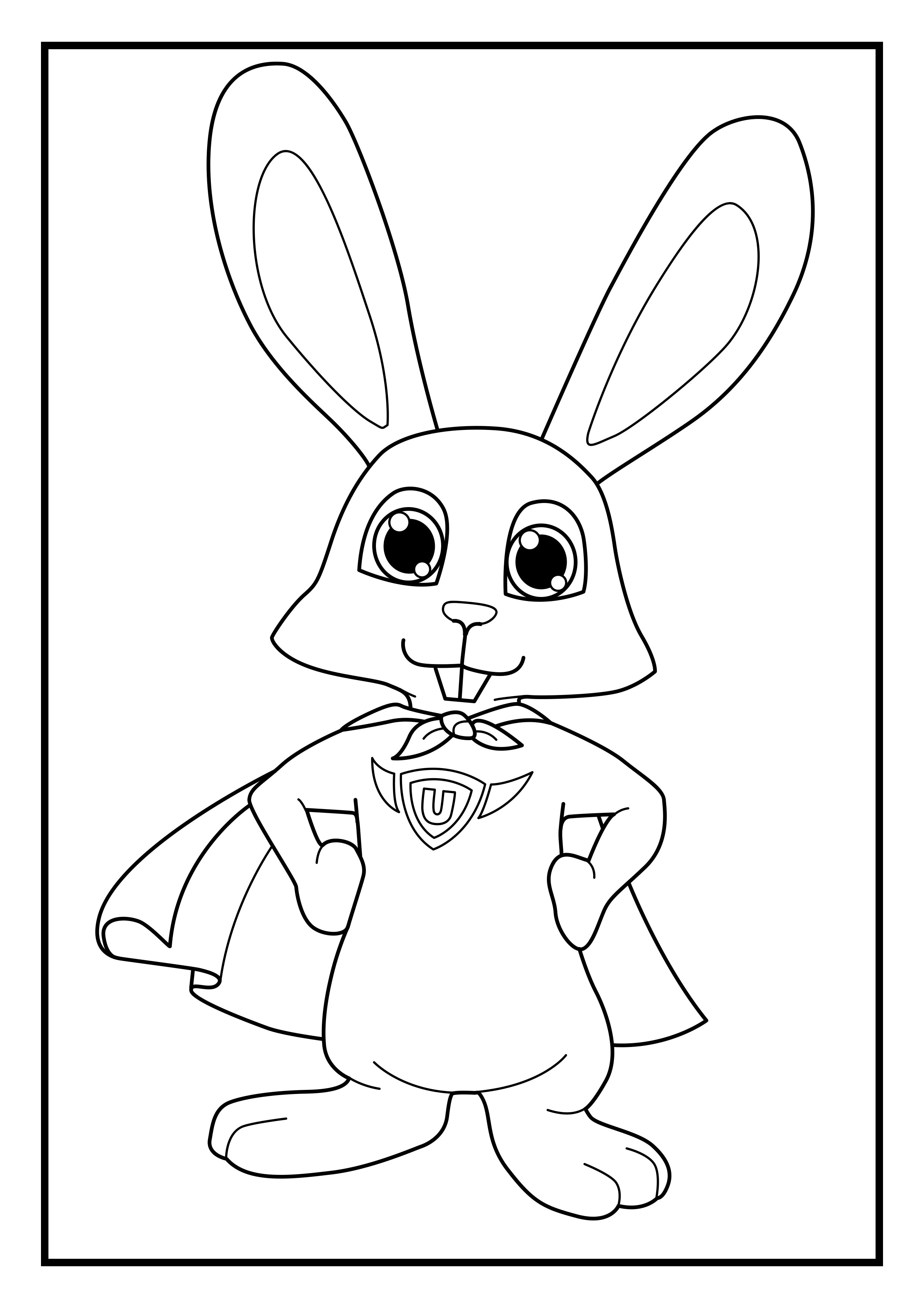 Heather And Groupies Over The Hedge Coloring Pages : Bulk Color | 3508x2480