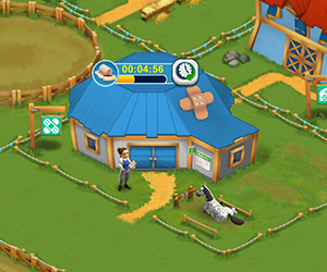 HORSE FARM IZBA CHORYCH 1