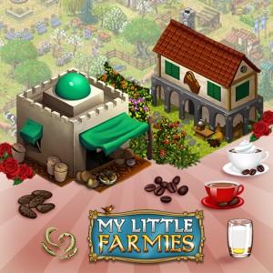 День святого Валентина в My Little Farmies