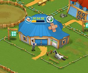 Horse Farm медпункт 1