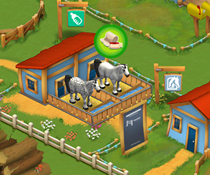 Horse Farm медпункт 3