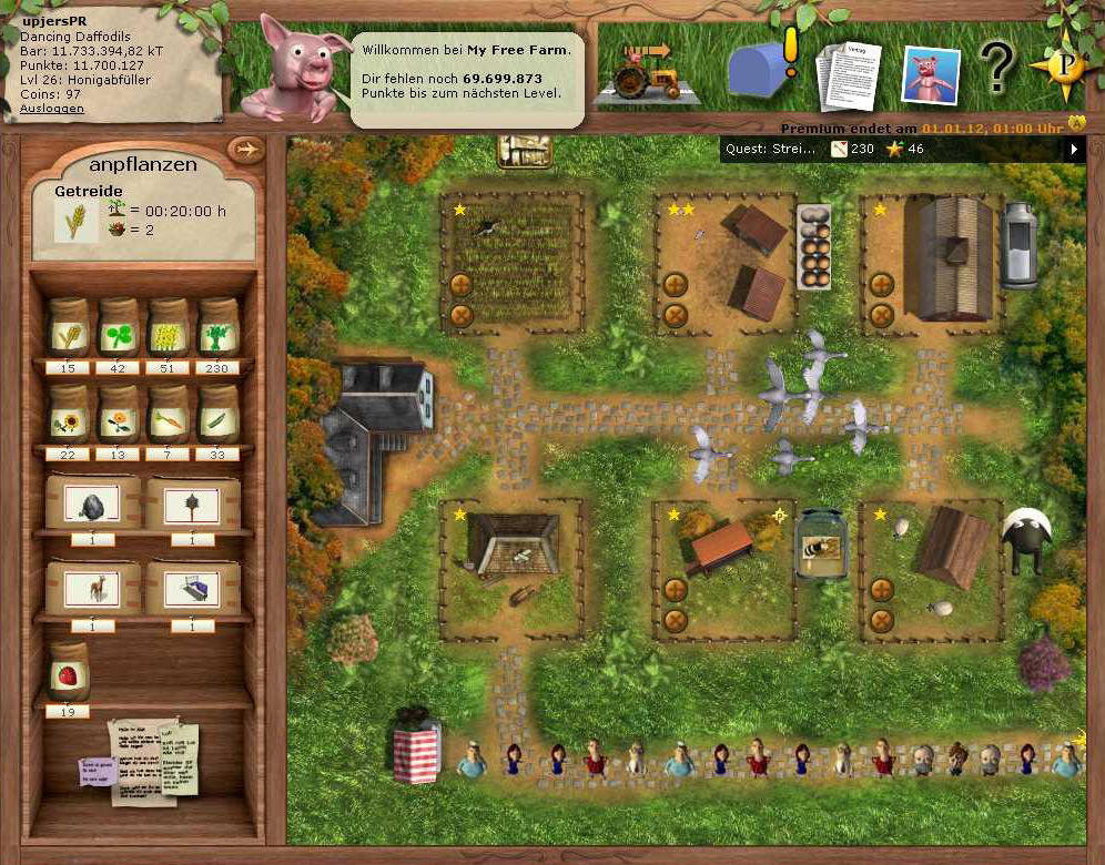 My Free Farm Game