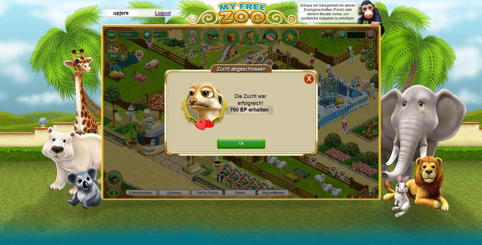 Tierzucht Spiele