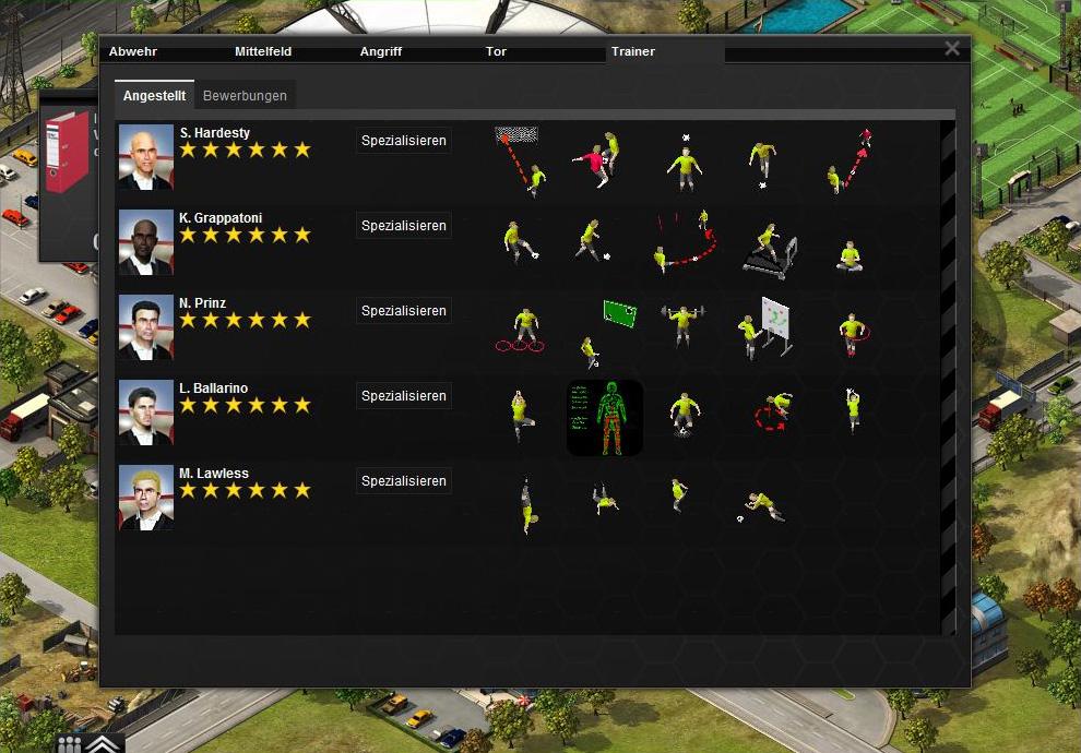 11Legends Screenshot