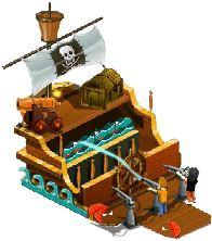 My Fantastic Park Piratenschlacht
