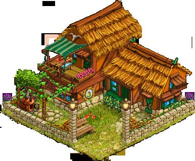 My Little Farmies - Das Bauernhaus