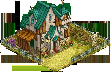 My Little Farmies - Die Kapelle