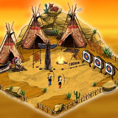 amerindian_camp