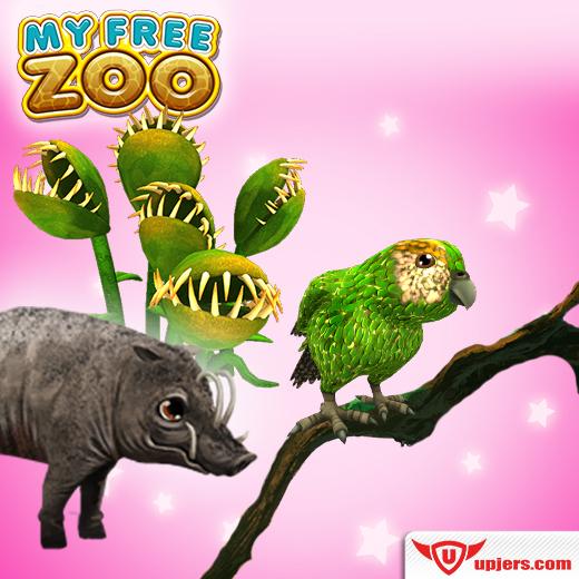 FB_kakapo-eber-venusfliegenfalle