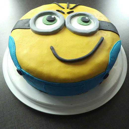 Minion Torte Das Rezept Upjers Com Blog