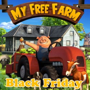 Black Friday _My Free Farm_ 520 x 520