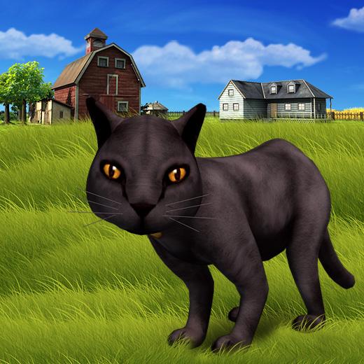 my free farm die schwarze katze ist wieder da blog. Black Bedroom Furniture Sets. Home Design Ideas