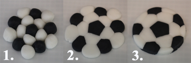 die upjers fu ball cupcakes blog. Black Bedroom Furniture Sets. Home Design Ideas