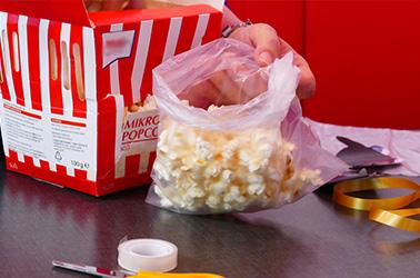 Popcorn Schafe
