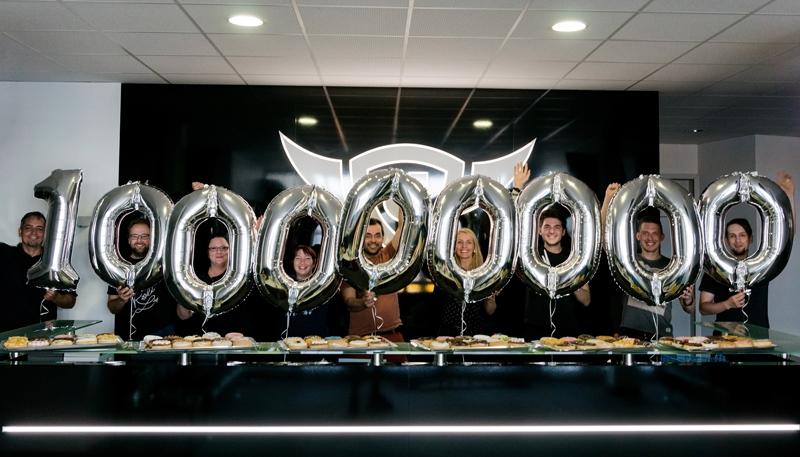 100 Millionen Spieler