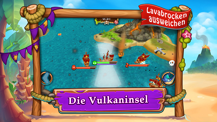 League of Pirates - Tipps und Tricks 1/3