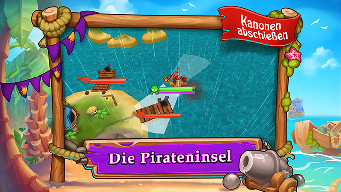 League of Pirates - Tipps und Tricks 2/3