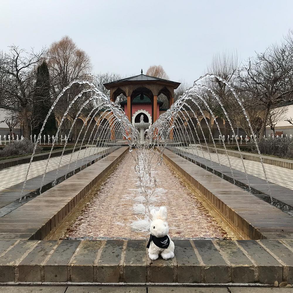 Uppys Reisen - Gärten der Welt 2/8