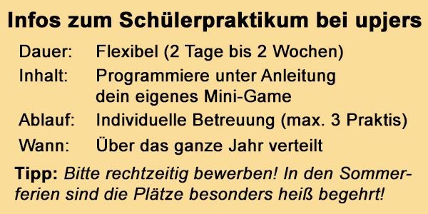 Ausbildungsmesse Bamberg: der upjers Erfahrungsbericht | upjers.com Blog
