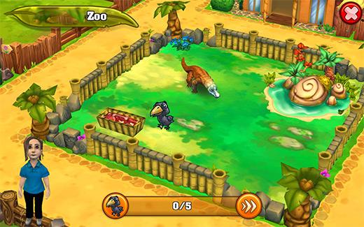 Zoo 2: Animal Park - Freunde einladen (6/8)