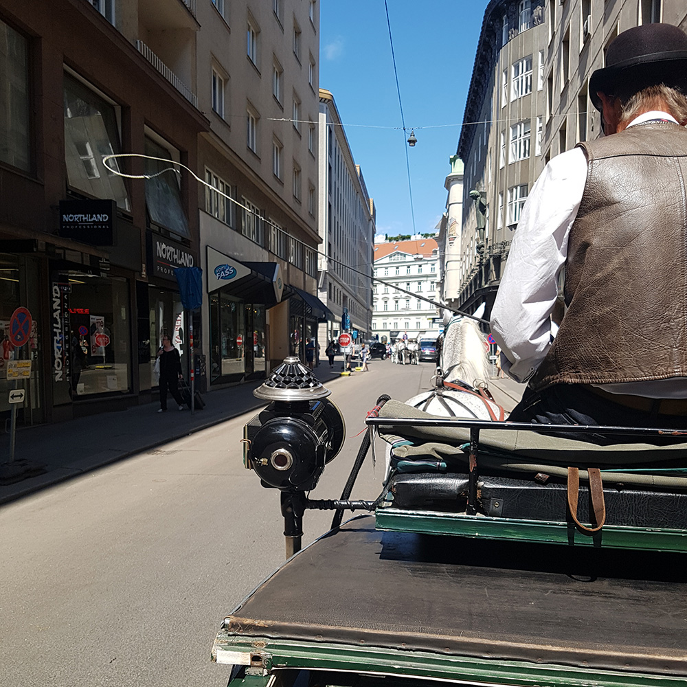Uppys Reisen: Wien (9/11)