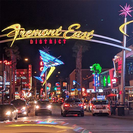 Uppy in den USA: Las Vegas (4/5)