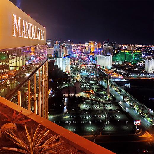 Uppy in den USA: Las Vegas (2/5)