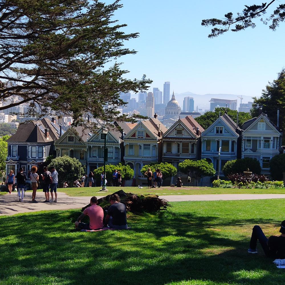 Uppy in den USA: San Francisco (3/4)